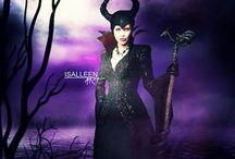 maleficent / i hope you choke on my bones
