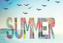 We love summer! / We think summer is the perfect time to detox and feel great for the fun times ahead.
