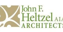 John F. Heltzel, AIA, P.C. / John Heltzel started out on the construction site, working as a carpenter for a custom homebuilder. This hands-on experience has proved invaluable to his work as an architect.