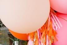 Balloons + confetti + fun / public / by Madalina Garza