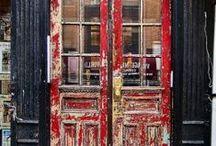 The open door ...