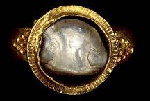 Antique jewellery  / Bijoux anciens qui m'inspirent