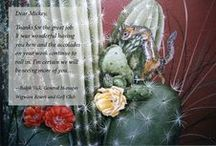 Testimonials / Many of my clients have blessed me with testimonials about my paintings, greeting cards, murals, etc. With a grateful and humble heart I share some of them with you . . .
