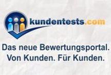 Portal kundentests.com