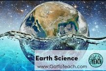 Earth Science / Teaching ideas and resources for Earth Science
