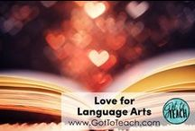 Love for Language Arts / Teaching ideas and resources for reading and writing.