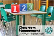Classroom Management / Classroom management ideas.