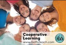 Cooperative Learning / Cooperative learning ideas and resources for the classroom.