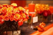 Wedding Tablescape, decorations & flowers / Wedding flowers & decorations / by Katie Cornell