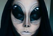 fantasy makeup / by Teresa Rodriguez