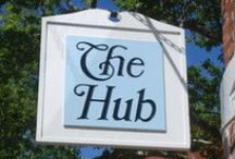 The Hub of Nantucket / #meetmeatthehub