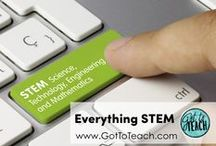 Everything STEM / STEM: Science, Technology, Engineering, Math! Classroom ideas to inspire...