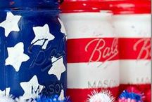 Fourth of July Ideas / Celebrate Fourth of July in style with Foreman's General Store.