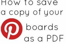 Pinterest tips and tricks