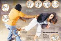Self Defense tips and tricks / Defensa Personal