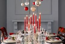 """Holiday Party Ideas / What better way to say """"Happy Holidays"""" than with food and parties! Enjoy this Flame Catering and Banquet Centre holiday idea album. www.TheFlameCatering.com"""