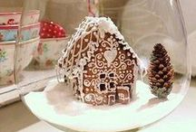 Christmas-ideas,desserts,everything ^^