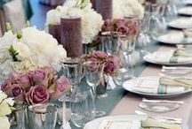 Pretty Tablescapes / Ideas and Inspiration for Creating Unique and Attractive Tablescapes