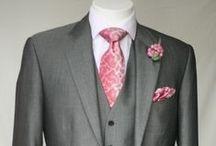 Wedding dresses man