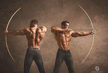 Male fitness shoot ideas