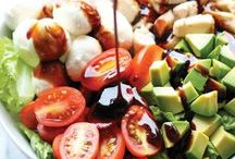 Salad Inspirations / Ideas and inspirations for creating the perfect salad!