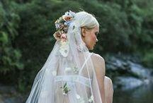 § The W H I T E D R E S S *§ / ideas for wedding dresses in white
