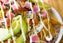 Asian Inspired Cuisine / Culinary delights inspired the Asian culture and flavors!