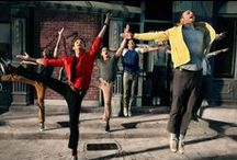 West Side Story / West side story movie, Broadway, fashion inspiration