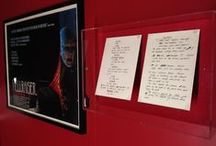 Manuscripts and notes / Clive Barker - writing - more to see in the gallery at The Clive Barker Archive