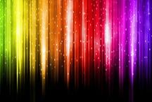 Color Style | Rainbow / Rainbow,Colorful,Make,Fashion,
