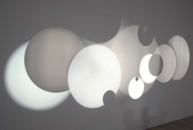projections/beams/screens / light, shadow, projections, projection mapping, shadows