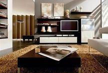 Home | Brown + wood