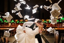 Love in the Library / Ever since Carrie and Big's almost wedding at the New York Public Library, library weddings are very popular. We love the trend! If you are planning a library wedding or want a library theme, here are some ideas. You can even have your wedding here at CHPL