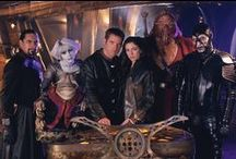 Farscape / by Clover Chapman