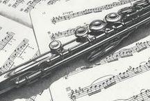 FLUTE / sheet music