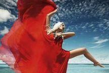 Moda - czerwień
