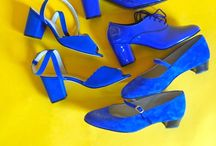 Color Mix | Blue × Yellow