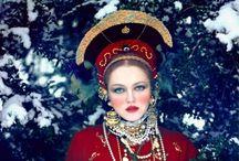 Slavic Beauty / by Hana Nitsche