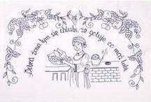 Dekoracje kuchenne / Plakaty, obrazki, makatki, czyli wszystko, co ozdabia nasze kuchnie