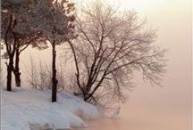 4 pory roku - zima