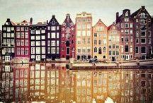 Podróże - Holandia