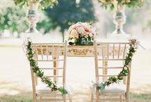 Beautiful Flowers / Wedding inspiration