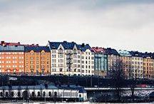 Podróże - Szwecja