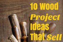 Start And Run A Woodworking Business At Home / Projects, ideas and great blog posts for a woodworking hobby, if you run a woodworking business or want to make money with your woodworking skills.