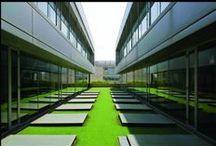 Biblioteca Universidad de Valencia / Ranchal Arquitectos realizó la reforma del edificio preexistente con unos resultados muy satisfactorios