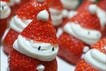 Yummy Holiday & Christmas Foods / Yummy and Healthy Holiday Foods: Holiday Menus, DIY Gourmet Gifts, Christmas Recipes and Useful Tips!