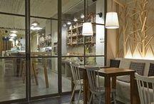 Quintana Culinaria / Esta es la reforma y el trabajo de interiorismo realizado para Quintana Culinaria, un espacio increíble para un chef excepcional.