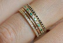 Biżuteria - pierścionki