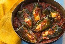 Chile Relleno Recipes / Find your favorite Chile Relleno recipes here!