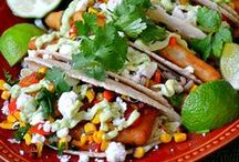 Fish Tacos / Serving up the best recipes for Fish Tacos on the planet!
